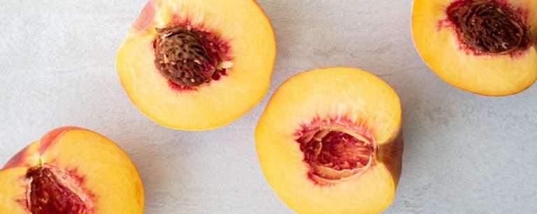Peach Cobbler Shake